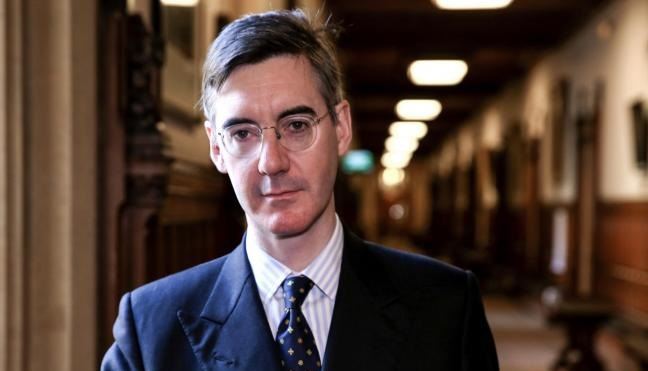 Jacob Rees-Mogg said 'the sacrament of marriage is available to a man and a woman'