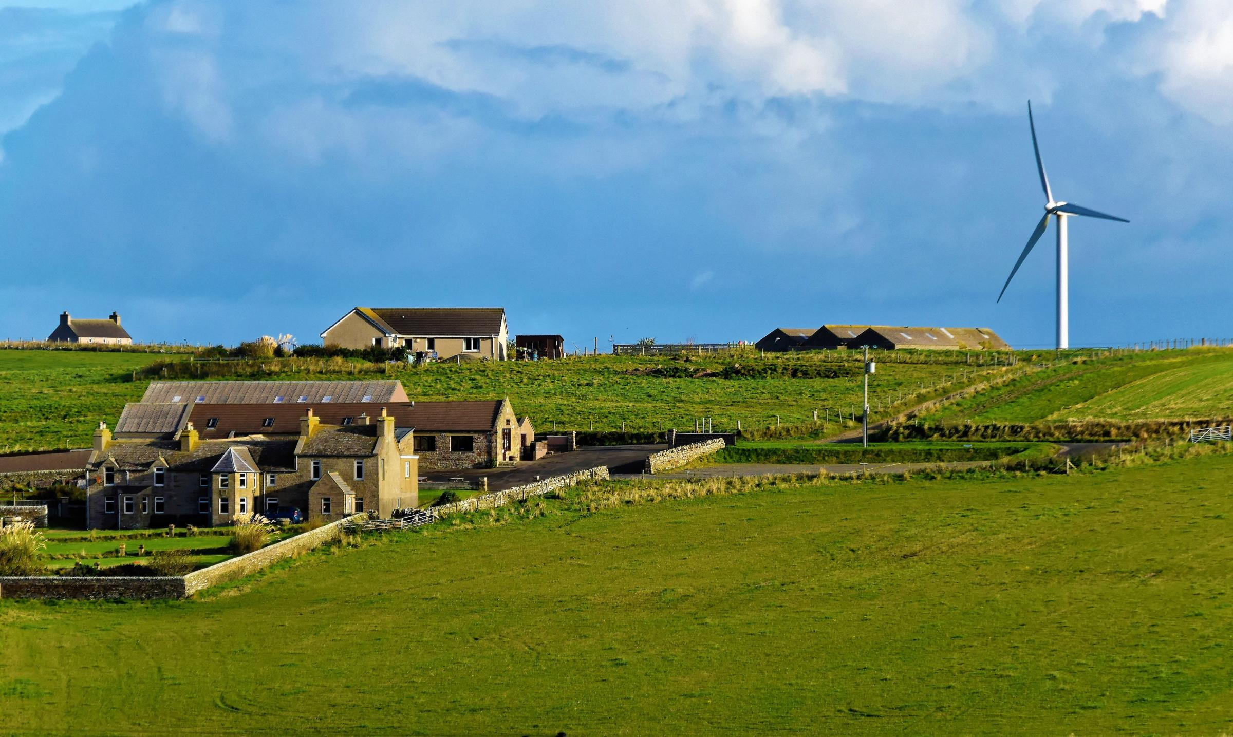 Orkney has an incredible, valuable and mixed energy resource – but has a high rate of fuel poverty