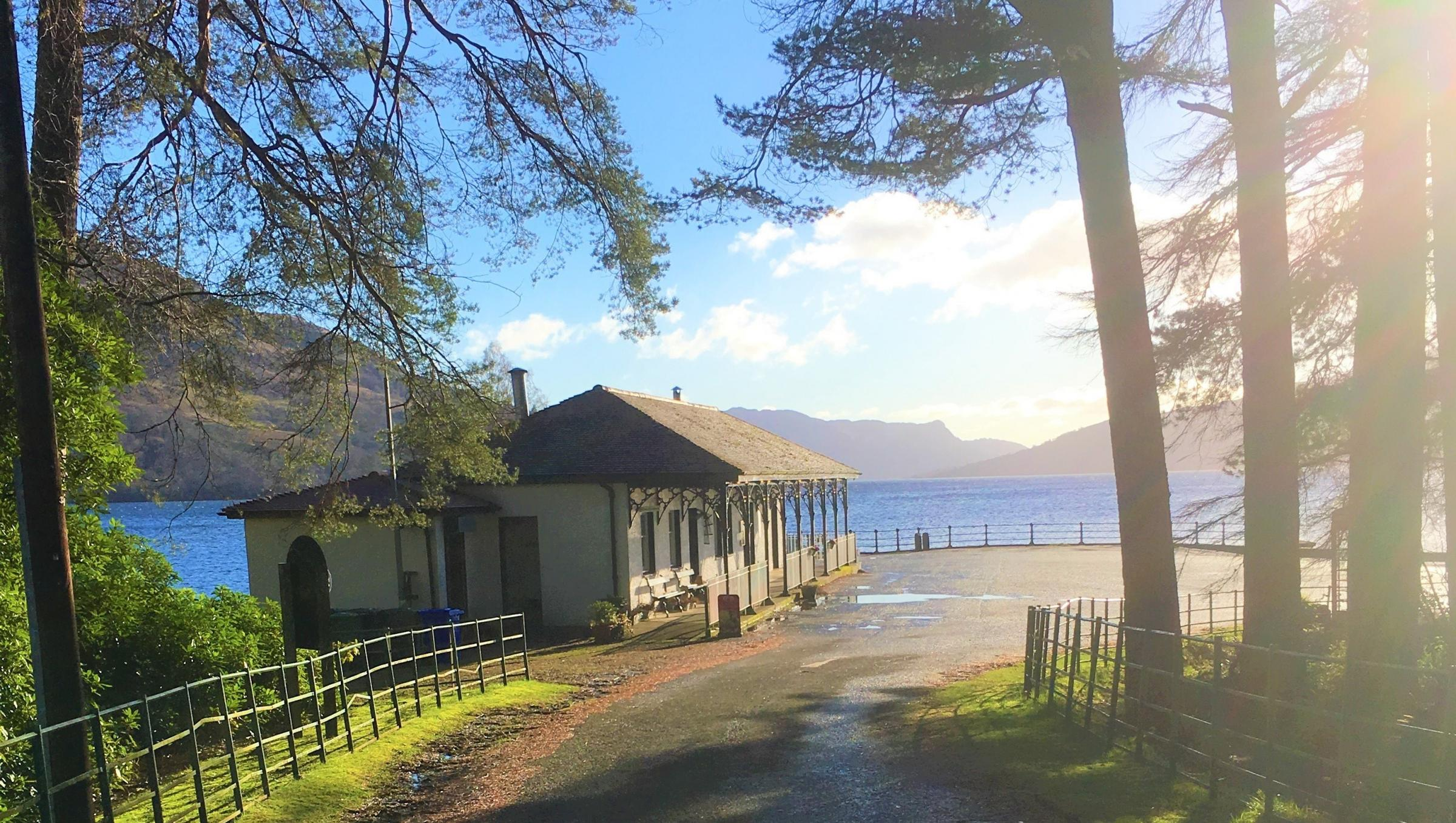 The remote Pier Café at Stronachlachar on Loch Katrine is committed to paying fair wages but still struggles to attract staff