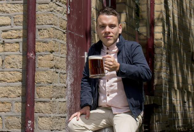 It's cheers to independence from former brewery owner Matt Halliday