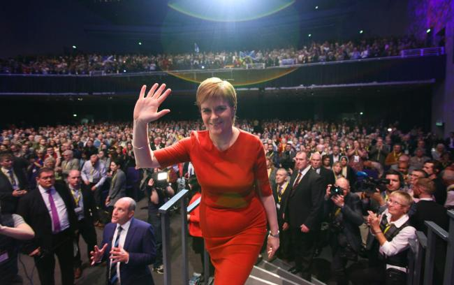 SNP take 14 point lead over Tories in latest Holyrood poll