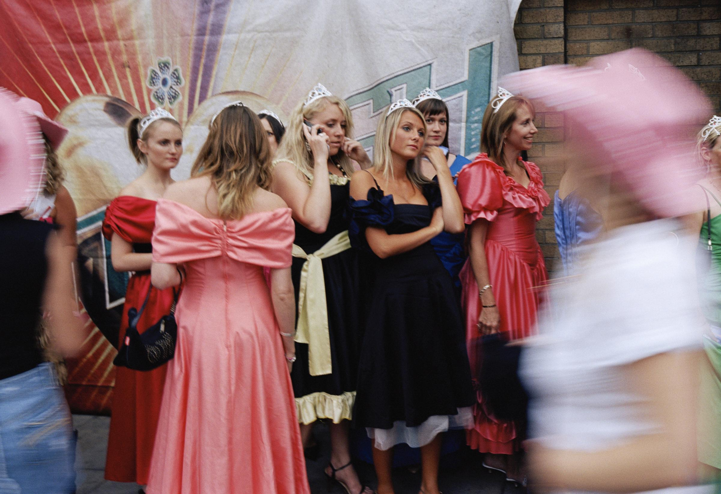 The concept of the hen party, and bidding farewell to something precious, paints a grim picture of marriage
