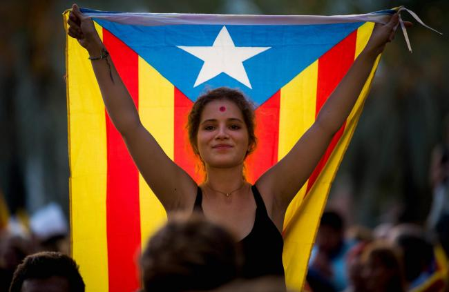 Catalan indy supporters initially had their hopes raised by Spain's new PM
