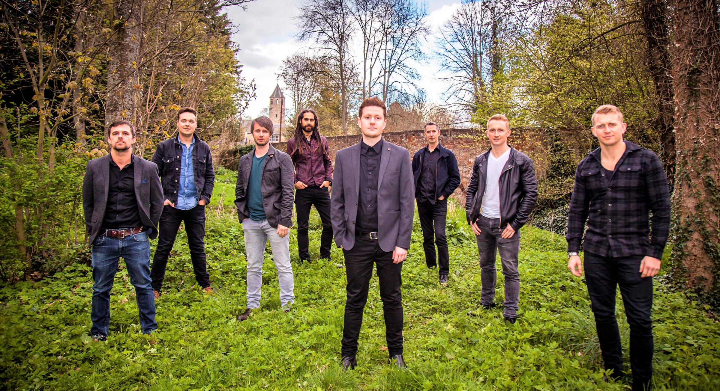 Skerryvore have harnessed the power of a live performance on their new album EVO