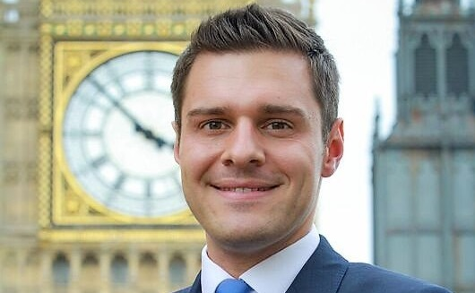 Scottish Tory MP Ross Thomson doesn't seem too concerned about climate change