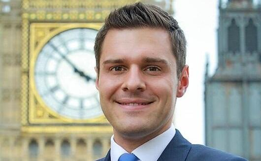 Ross Thomson announced he would quit last weekend