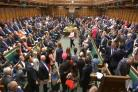 SNP MPs walked out of the House of Commons at Prime Minister's Questions