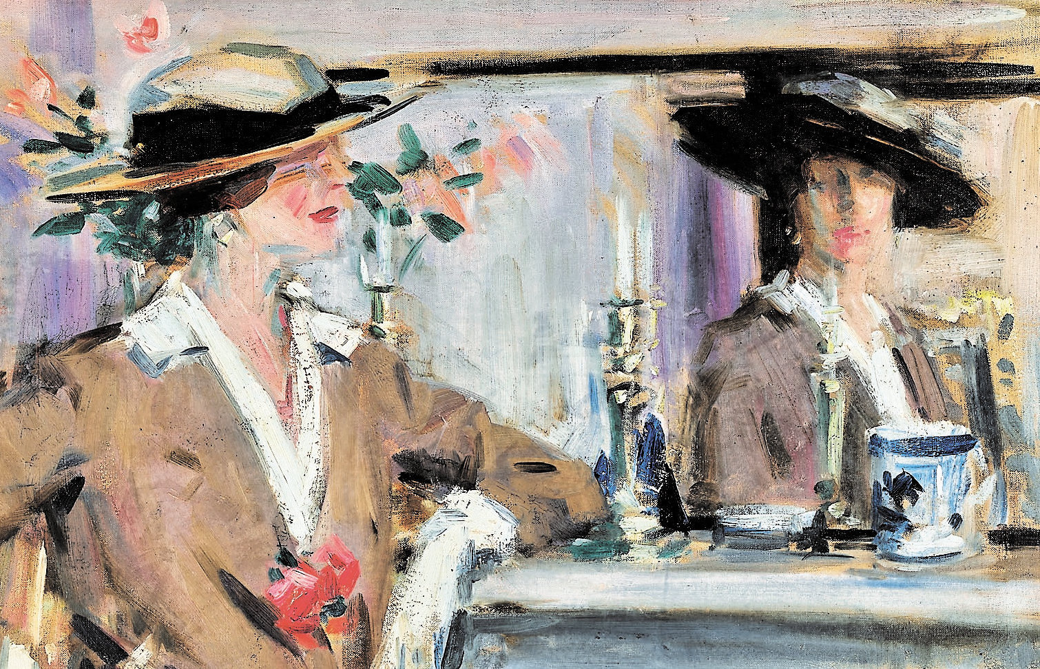 Cadell's Reflection of 1915 sold for £874,000