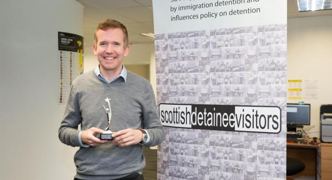 McDonald was awarded by detention agencies