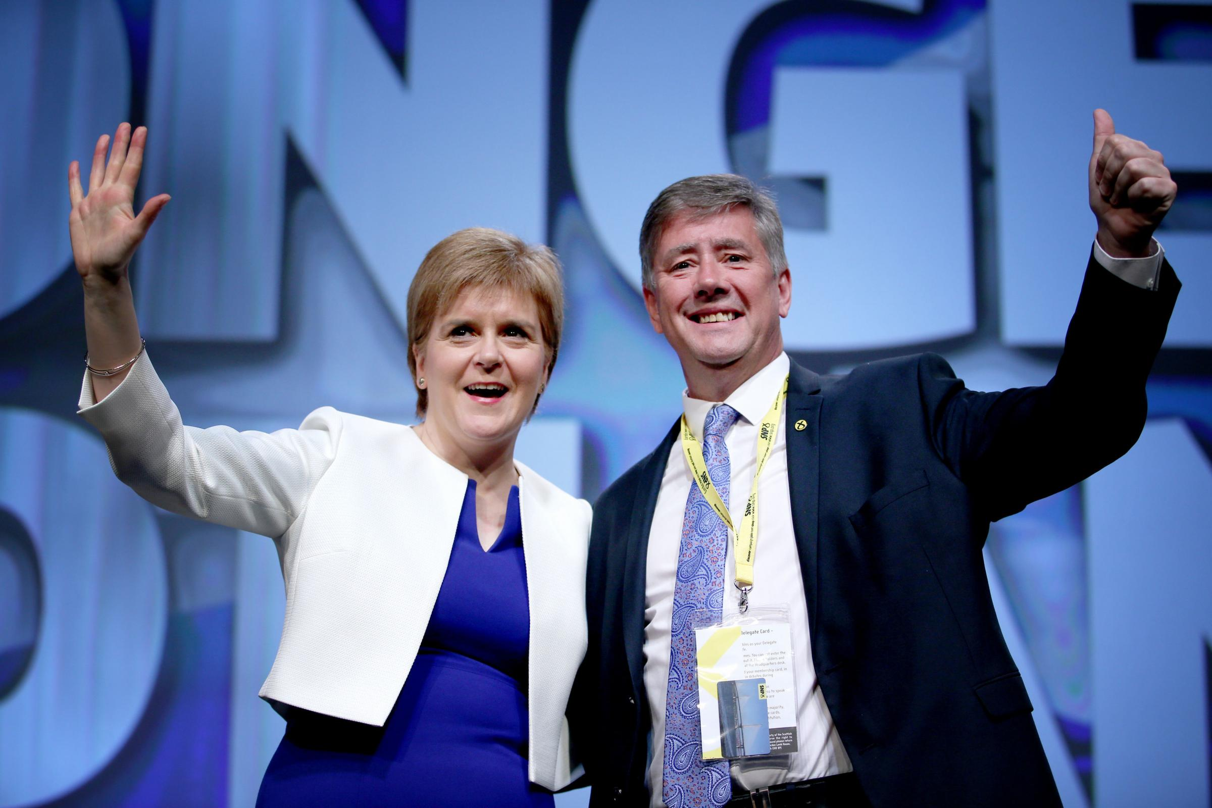Common Weal said it wishes to take up the offer of Nicola Sturgeon and Keith Brown to discuss the offer that will be made to the nation ahead of indyref2. Photograph: PA