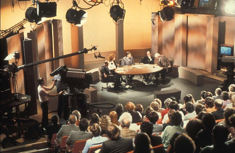While the political climate of the UK and the world has changed, Question Time remains consistent