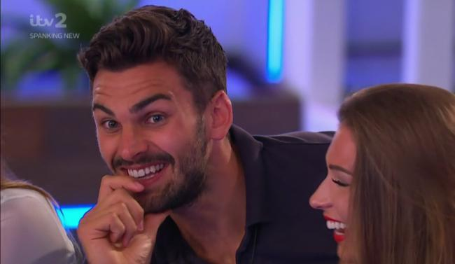 "Love Island's Adam Collard, has been accused of ""gas-lighting and"