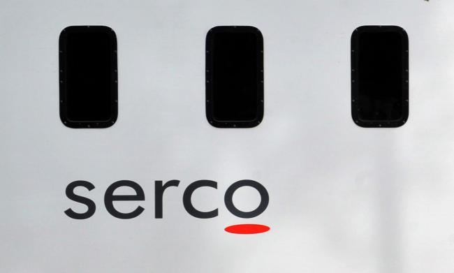 Serco sent the letter to police, Glasgow City Council and other agencies