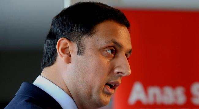 Labour's Anas Sarwar described the situation as 'deeply troubling'