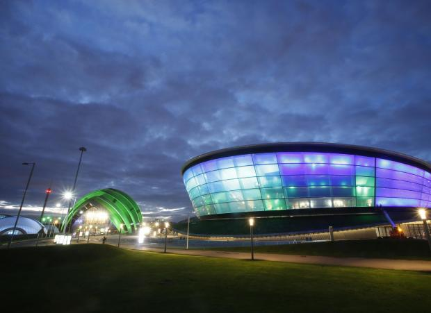 The National: File photo dated 25/09/2013 of The SSE Hydro. PRESS ASSOCIATION Photo. Issue date: Wednesday July 9, 2014. The other centres on the campus are the SECC Exhibition Halls, Clyde Auditorium and The Hydro. See PA story SPORT Commonwealth Venues. Photo credit