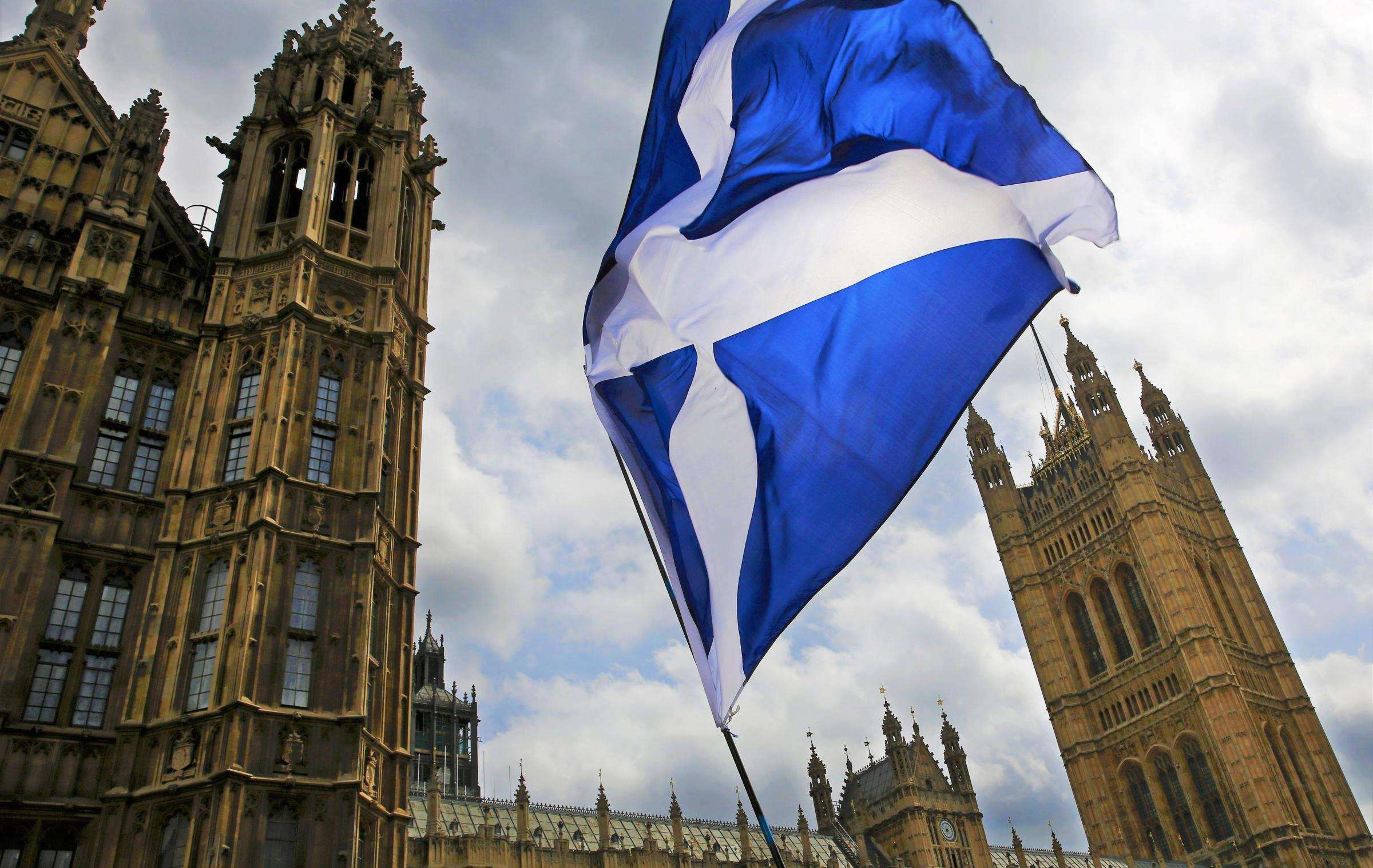 The UK Government is running scared of a re-energised Yes movement. Photograph: Getty