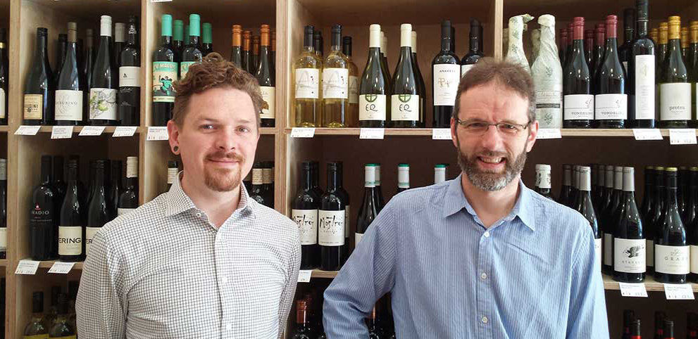 The Good Spirits Company co-founders, Matthew McFadyen and Shane Goodbody