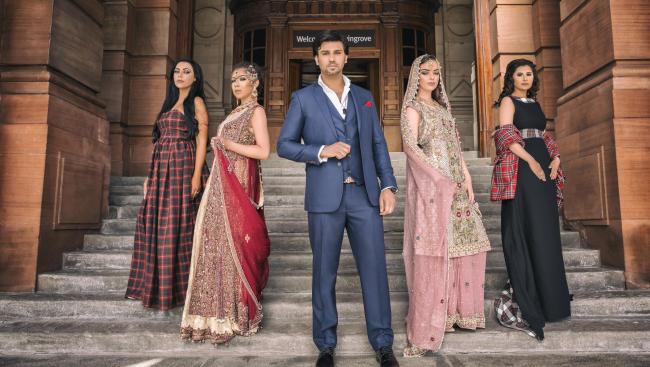 4fd95bc0f2 Leading Pakistani and Scottish designers will display their collections at  Kelvingrove Art Gallery and Museum runway