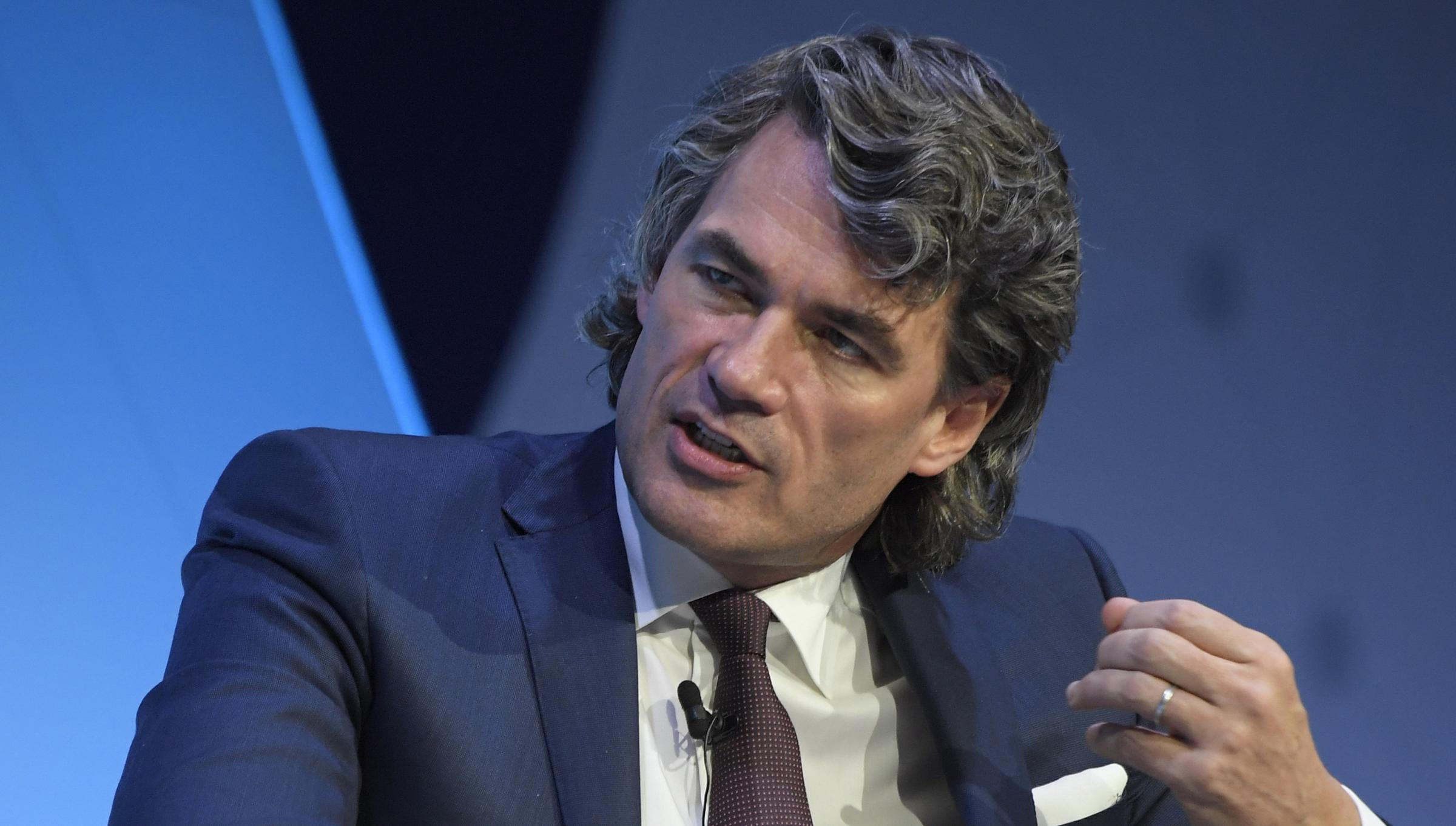 BT chief executive Gavin Patterson earned £2.3m in one year