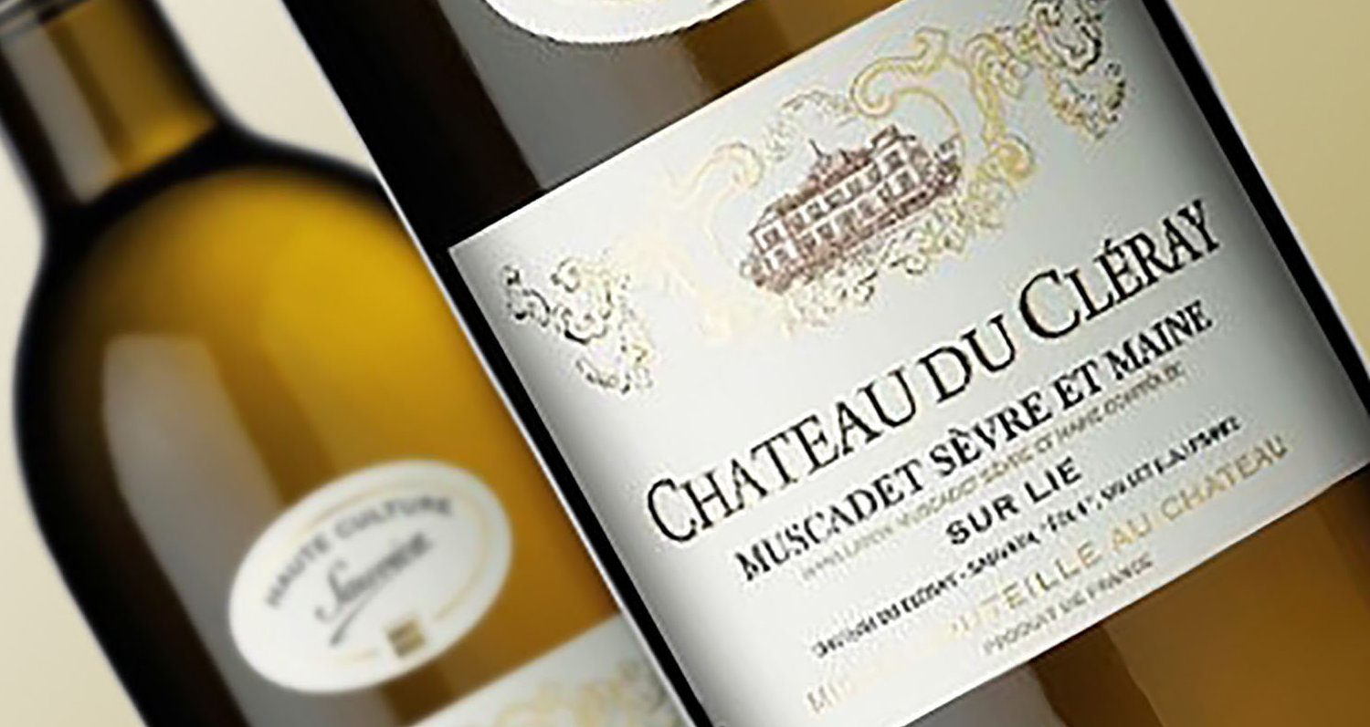The Muscadet Chateau de Cleray would be terrific with any type of shellfish