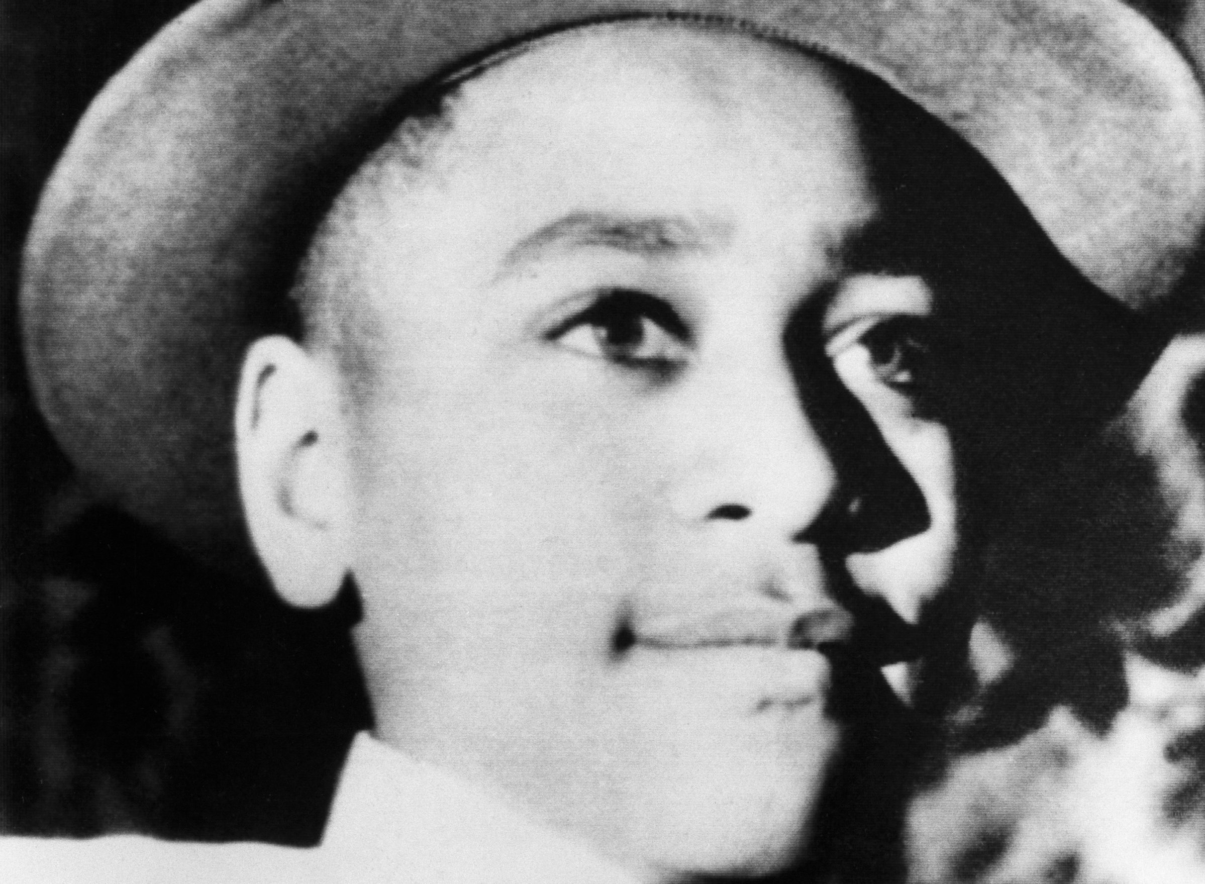 Emmett Till, 14, was abducted and killed in Mississippi after allegedly flirting with a white woman