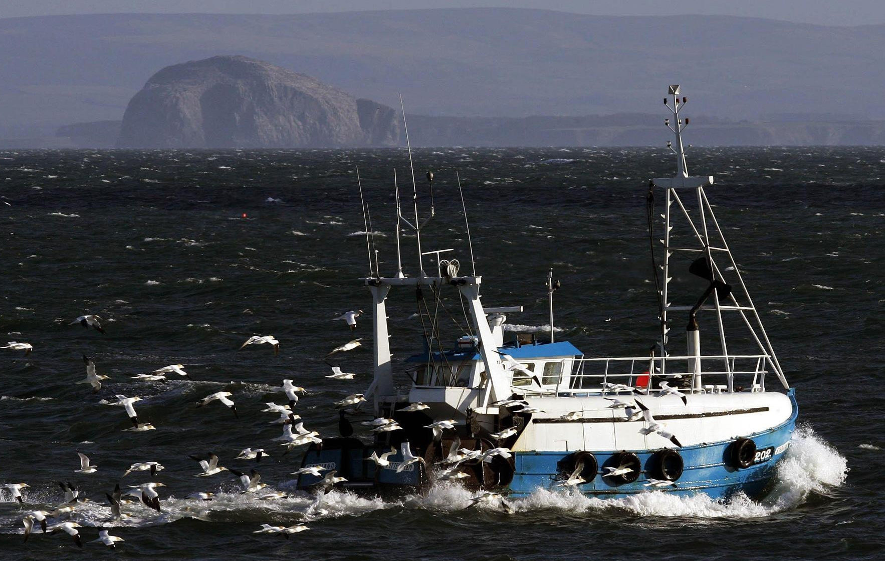 Skippers and vessel owners from around the UK will be surveyed