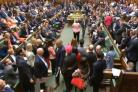 Should the SNP MPs walk out of the House of Commons for good?
