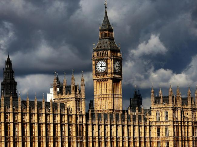 Embargoed to 2000 Friday September 30..File photo dated 18/09/13 of a general view of the Houses of Parliament in Central London. A clear majority of people believe British politics is sexist, a new poll has found. PRESS ASSOCIATION Photo. Issue date: Fri