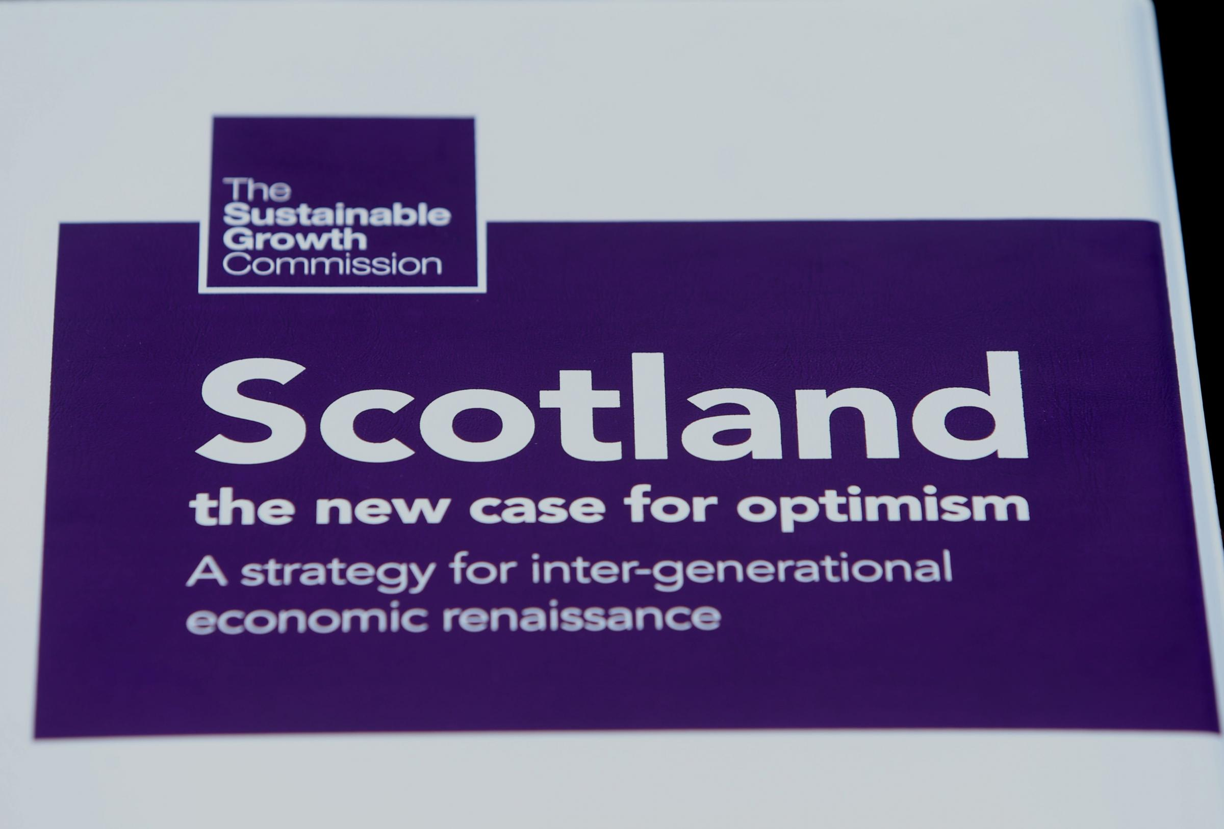 Kevin Hague issued a response to the Scottish Government's Growth Commission report