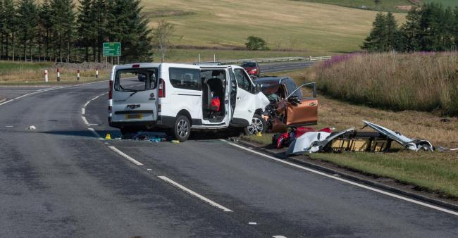 Moray car crash victims mourned by country music club