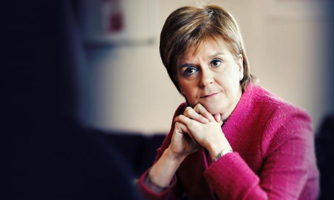 Nicola Sturgeon has said that, once the Brexit path is clearer in autumn 2018, she will set out her views on a second independence referendum
