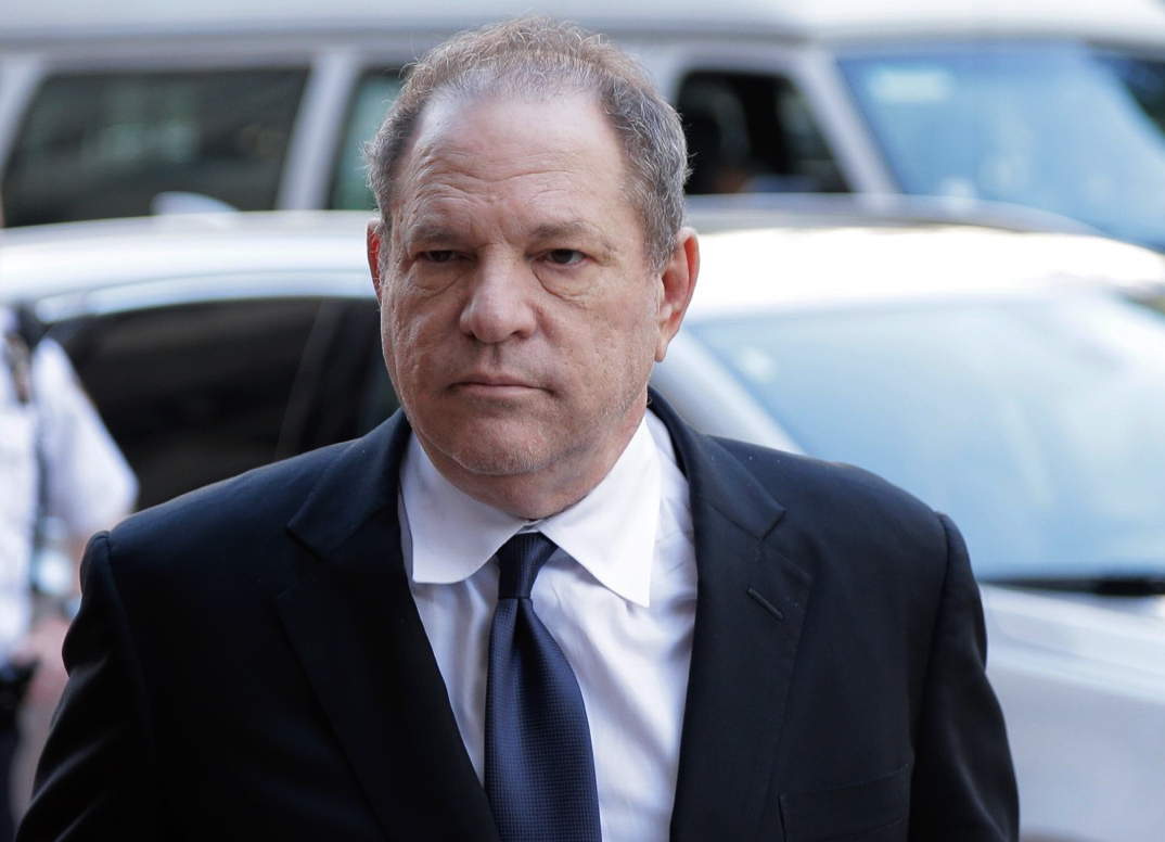Harvey Weinstein is also facing several civil lawsuits