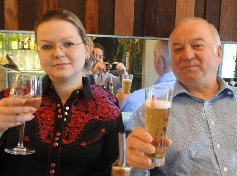 Yulia Skripal and her father, Sergei, were poisoned in Salisbury