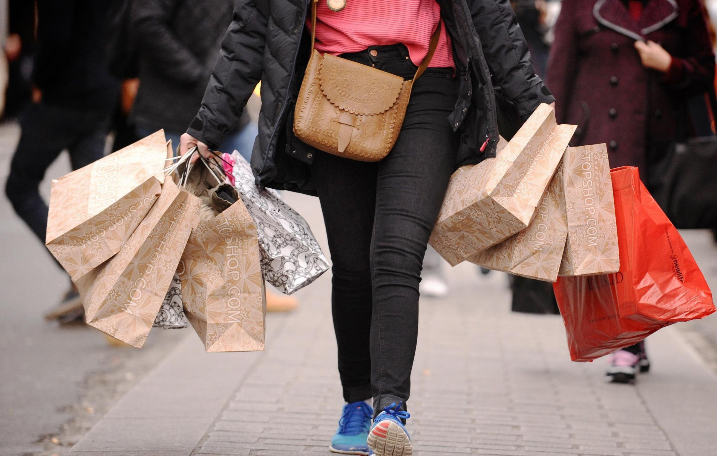 Retail sales recovered from the effects of snow in March