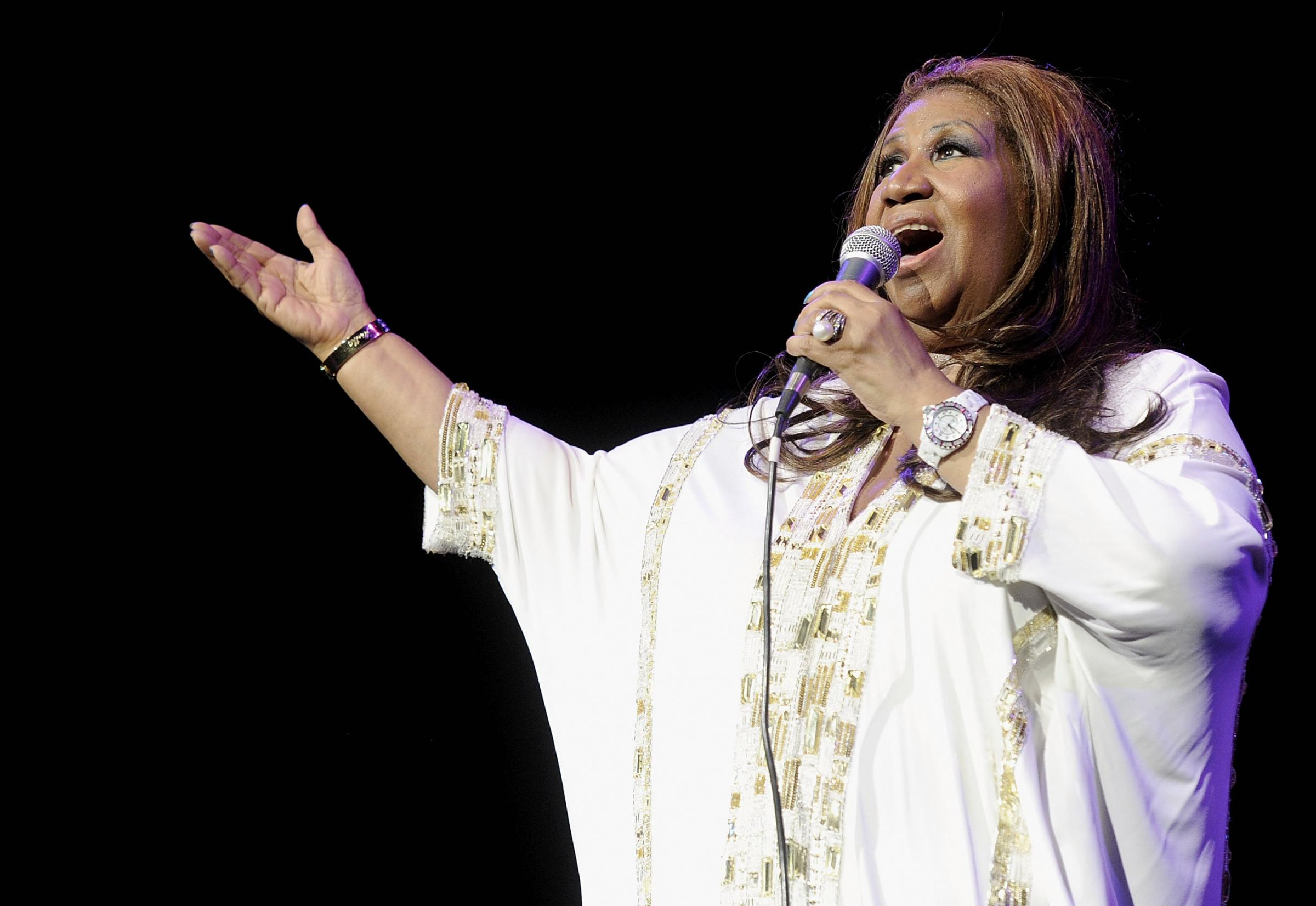 The incomparable Aretha Franklin died on Thursday in Detroit at the age of 76