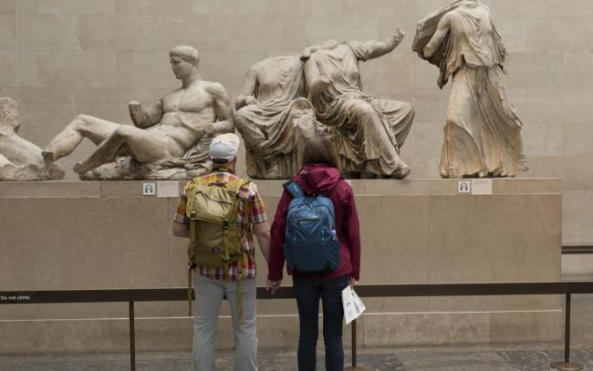 the elgin marbles coming home now it s possible due to brexit the