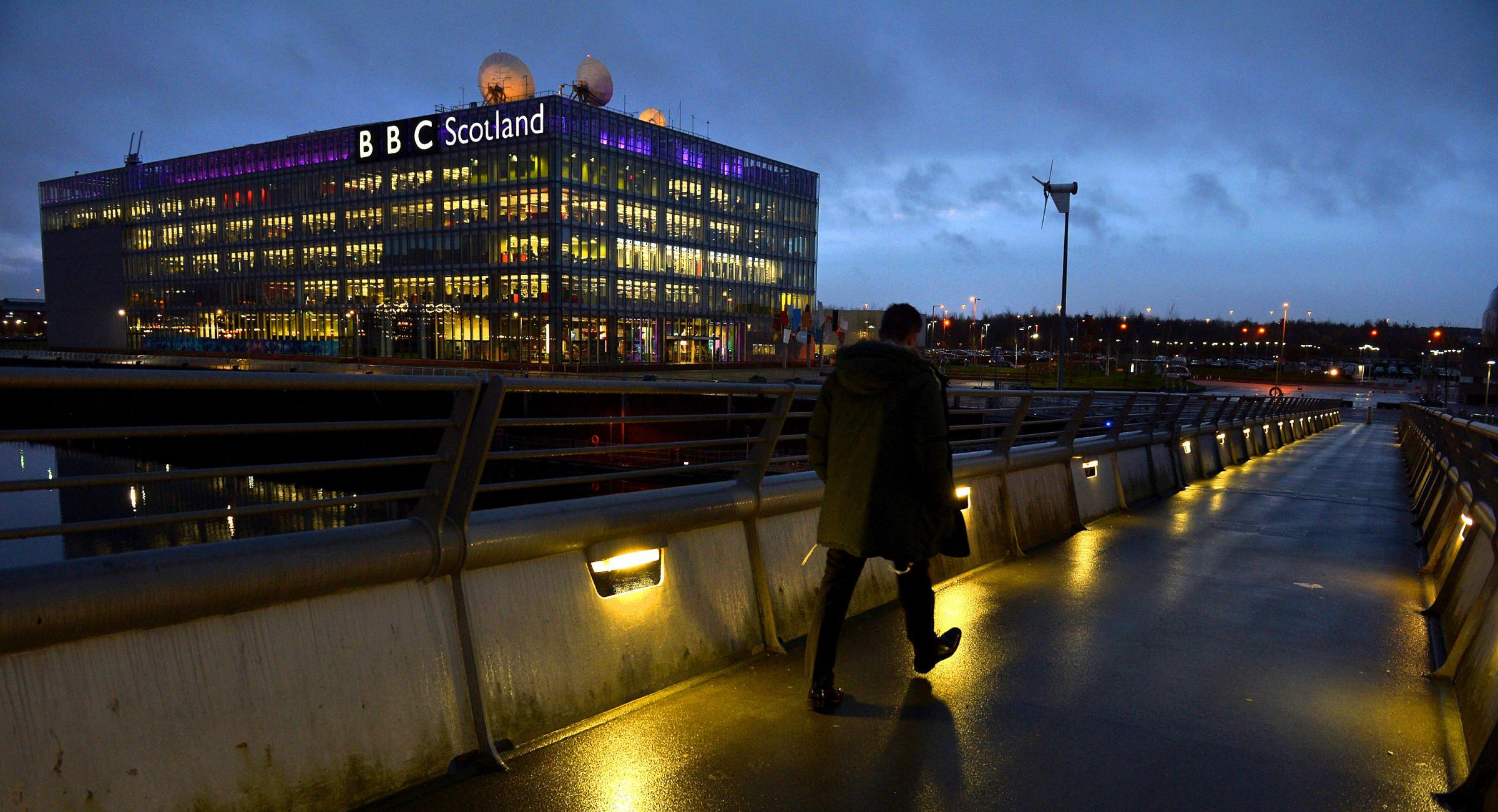 The new BBC Scotland channel launches in February 2019