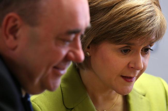 Salmond inquiry: committee says WhatsApp messages show 'safe space' not plot