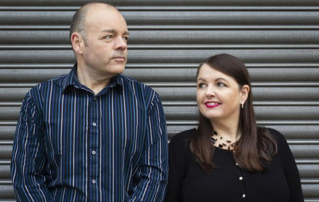 Mark and Mary Devlin want to take their service global. Photograph: Michael Currie