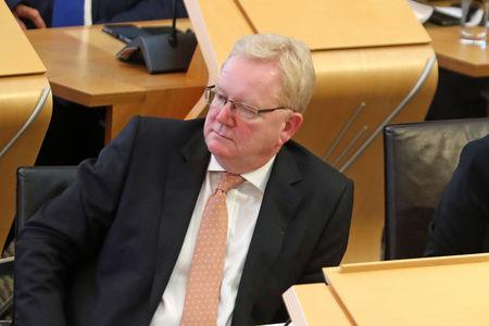 The First Minister said she felt sorry for Jackson Carlaw