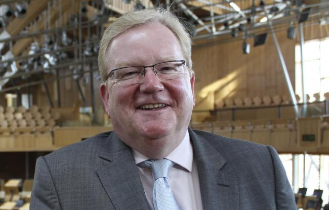 Tory Jackson Carlaw has criticised the Labour party as anti-Semitic