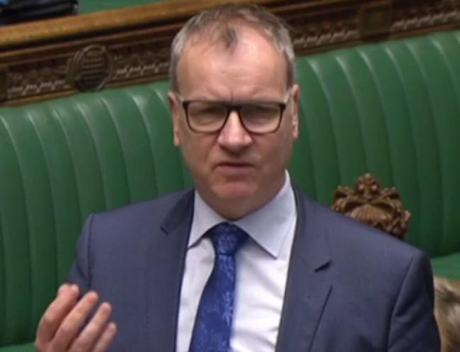 Pete Wishart will not bid to be speaker
