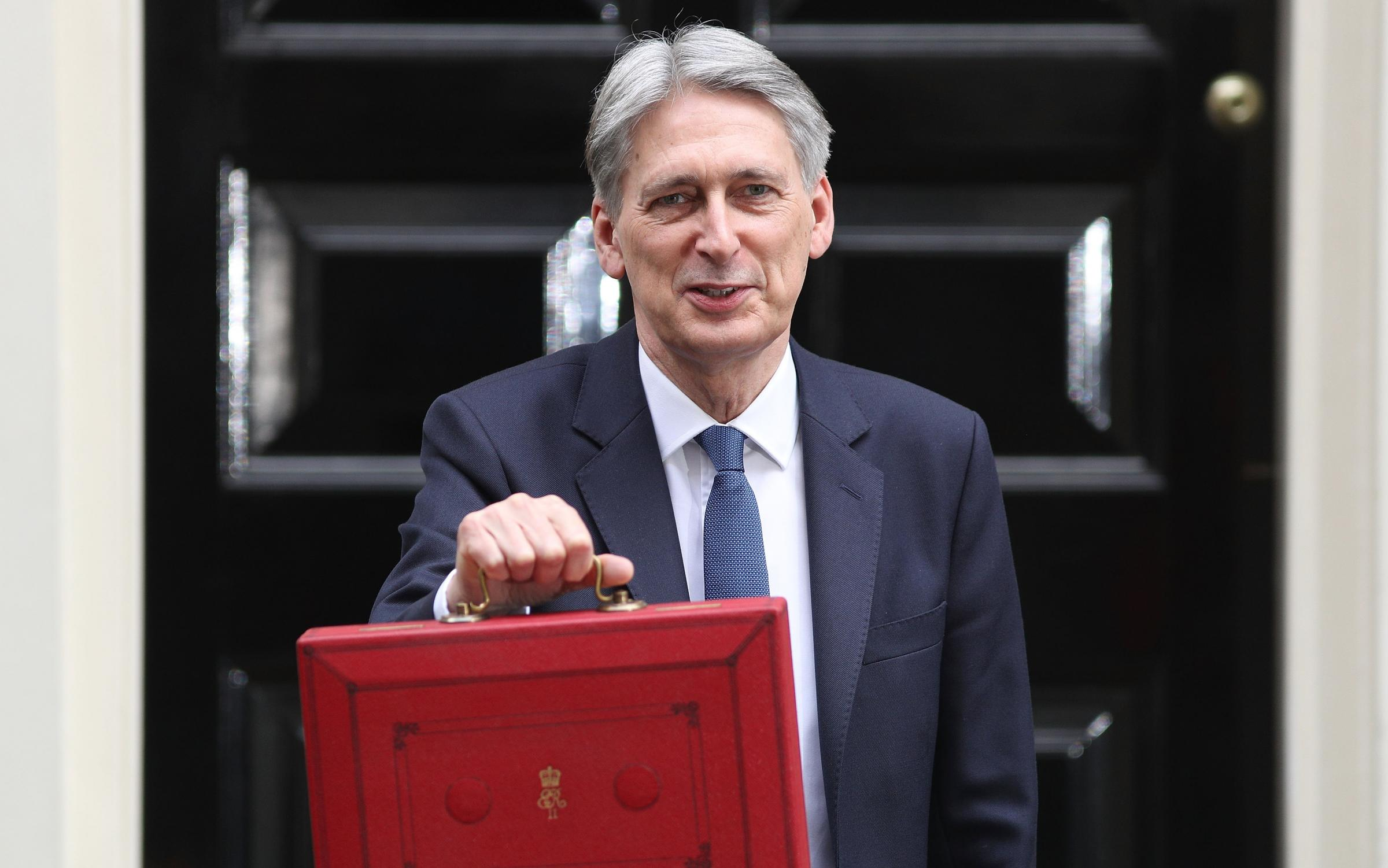 Philip Hammond has been forced to admitted the NHS cannot be boosted by £20 billion without a rise in taxes