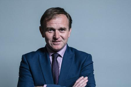 George Eustice was asked about Downing Street's silence over the controversial comments