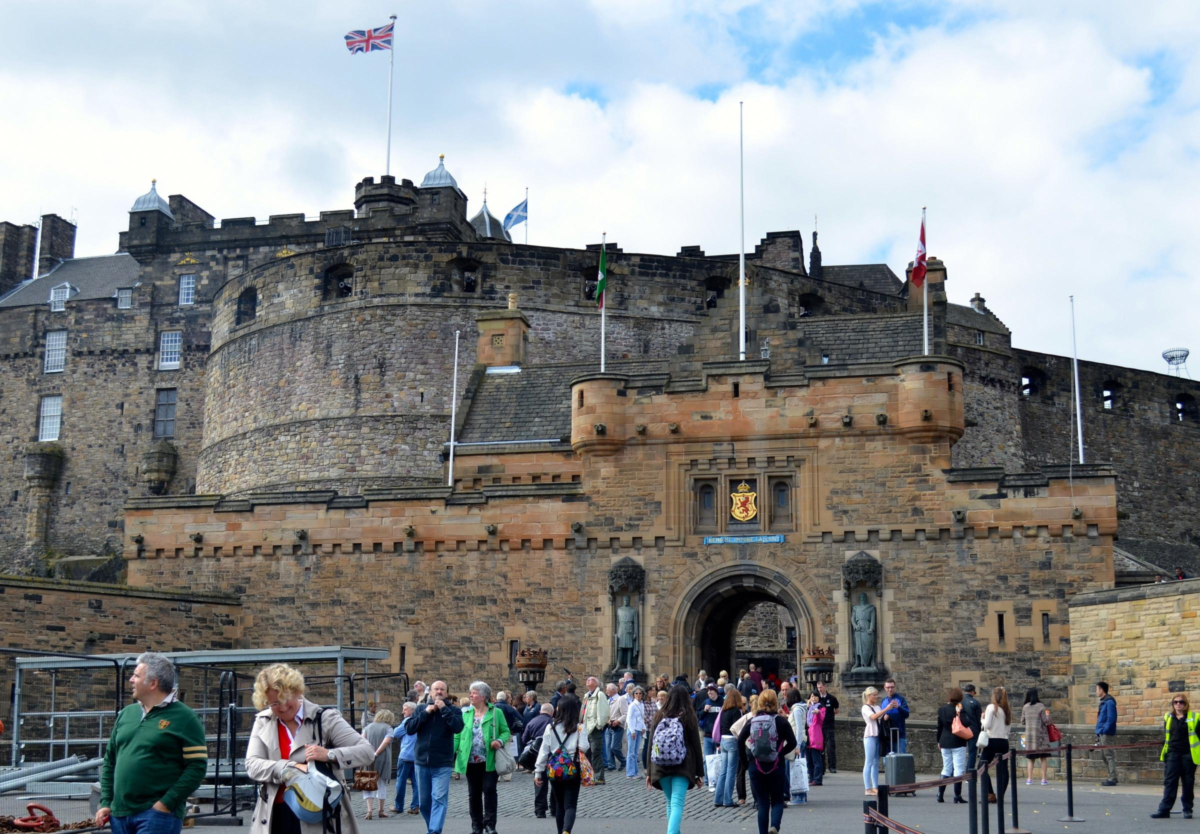 New paper says there is a 'clear rationale' for the tax in Edinburgh