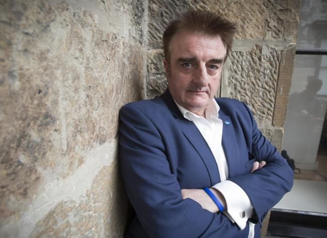 Tommy Sheppard says the planned redrawing of boundaries would 'diminish Scotland's voice' in Westminster