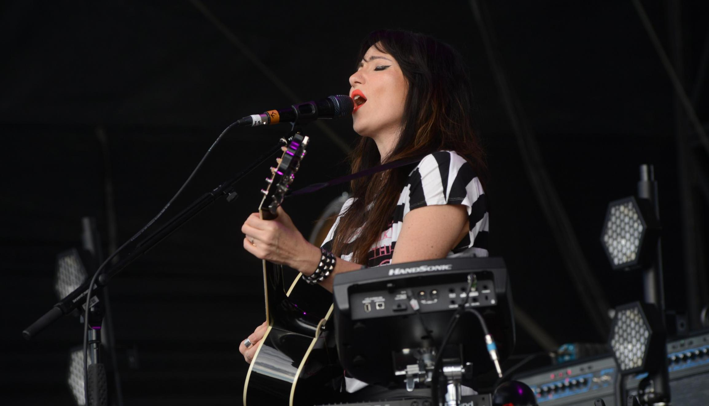 Free tuition at schools benefited Scottish musicians such as KT Tunstall