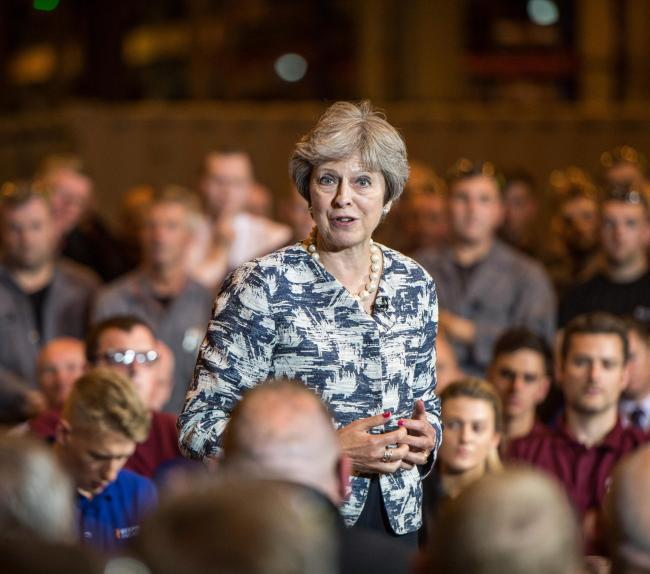 Theresa May is a short-term Prime Minister making short-term plans