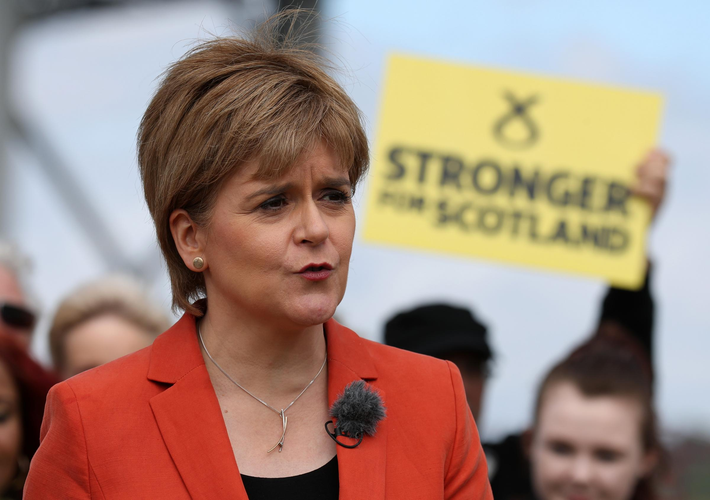 Nicola Sturgeon: Independence will bear no resemblance to Brexit 'mess'