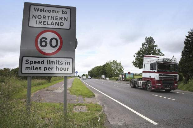 The National: The EU could be 'secretly preparing' a special deal for a frictionless Irish border